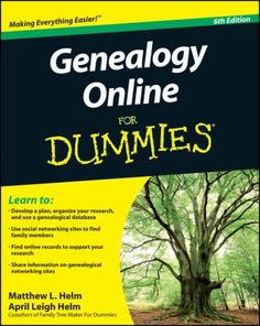 Filled with tips and tricks for online genealogy researchers.