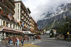 Mainstreet of Alpine Village