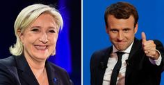 Emmanuel Macron and Marine Le Pen Advance in French Election https://www.nytimes.com/glogin?URI=https%3A%2F%2Fwww.nytimes.com%2F2017%2F04%2F23%2Fworld%2Feurope%2Femmanuel-macron-marine-le-pen-france-election.html%3F_r%3D0
