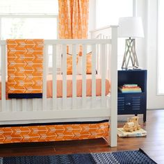 New Arrivals Out and About 3 Piece Crib Bedding Set   Wayfair