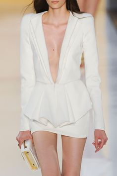 alexandre vauthier fall 2012 couture