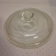 Clear Glass Lid 405 Replacement | eBay