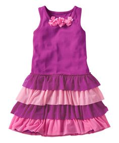 Look what I found on #zulily! Picking Violets Fizzie Sundress - Infant, Toddler & Girls #zulilyfinds