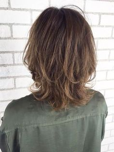 67 Ideas For Haircut Carre Long Album Medium Hair Cuts, Long Hair Cuts, Medium Hair Styles, Short Hair Styles, Hair Dyed Underneath, Short Shag Hairstyles, Asian Hair, Fade Haircut, Love Hair