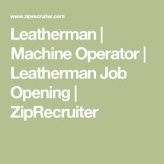 Job Information Cnc Machinist Job  Oregon    Cnc