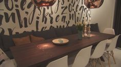 Bolig Gressvik - Superoppusserne - TV3 -Spisestue Interior, Kitchen, Home, Cooking, House, Design Interiors, Interiors, Homes, Kitchens