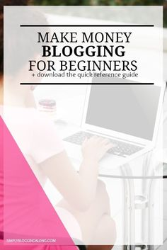 Are you ready to monetize your blog? Take a look at this list of ways to make money blogging for beginners. Plus, find out my favorite way to earn an income from my blog!