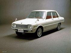 Mazda Familia Sedan - 1967