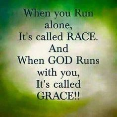 Love this! May I always run God's race!