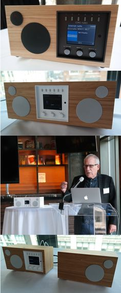 Como Audio Solo and Duetto: Tom DeVesto is at it again. The visionary behind Tivoli Audio and Cambridge SoundWorks is back with @comoaudio and a new line of big-sounding, uber-connected, compact radios that play content at the touch of a button—no app or remote needed. The single-woofer Solo ($299; second speaker optional) and stereo Duetto ($399) have color displays, support Wi-Fi and NFC and can play audio from FM or Internet radio, Spotify and many other sources via Bluetooth. CLICK THE…
