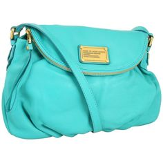 Damn you Marc Jacobs... I got on the teal cross body two seasons too late