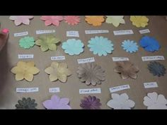 ▶ Prima Color Bloom Sprays/Swatches - YouTube by shoeprincess