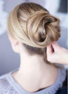 How to Make Your Hair Grow Faster Fancy Hairstyles, Down Hairstyles, Wedding Hairstyles, Wedding Updo, Beautiful Long Hair, Gorgeous Hair, Love Hair, Hair Dos, Hair Hacks