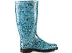 Рандеву | Женская обувь / Сапоги / MARC by MARC JACOBS 605128 бирюзовый