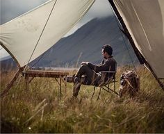 David Gandy in the Scottish Highlands for ManoftheWorld. Ph: John Russo