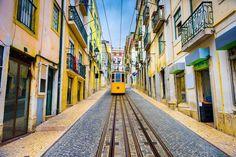 Bairro Alto Lisbona - Portugal