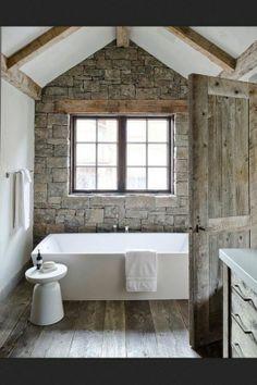 Μπάνια από πέτρα | Jenny.gr