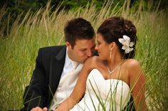 """""""Enjoy the View Photography"""" - Wedding Photographer Located in Clio, Michigan - Serving all of the Mid-MI Area"""