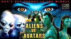 """Aliens Vs Avatars""   Full Hindi Dubbed English Movie   Horror   CassieF..."