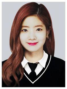 Twice Dahyun 다현 증명사진