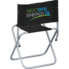 Spectator Folding Chair 1070-48 - Compact and easily transportable, take this chair anywhere you go. Folds completely flat to store when not in use. Made of 600 denier polycanvas and steel. #propelpromo