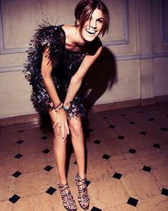 The Shopaholic next-door: Bianca Brandolini D'Adda