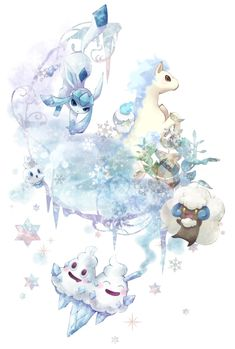 Image uploaded by Eevee-chan. Find images and videos about pokemon, glaceon and eeveelution on We Heart It - the app to get lost in what you love. Pokemon Eeveelutions, Eevee Evolutions, Pokemon Fusion Art, Pokemon Fan Art, Animes Wallpapers, Cute Wallpapers, Ice Pokemon, Cute Pokemon Wallpaper, Pokemon Pictures