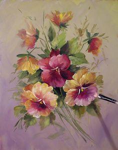 Jansen Art Online Store - B5016 A Study of Flowers, $31.95 (http://www.jansenartstore.com/b5016-a-study-of-flowers/)