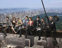 CSI NY - possibly my favourite tv show - love this picture