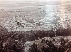 Teusaquillo en los años 20 se ve el colegio sagrado corazón donde hoy es ecopetrol, parque nacional calle 34 con 7
