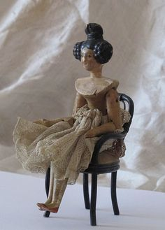 19th century peg doll - Google Search