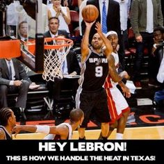 Funny San Antonio Spurs memes and images from 2013 NBA playoffs. Air Max 2009, Nike Air Max 2012, Air Max Thea, San Antonio Spurs Basketball, Nba Video, Nike Headbands, Nike Runners, Nike Bags, Nike High Tops