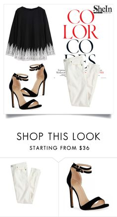 """SheIn #8"" by laras03 ❤ liked on Polyvore featuring J.Crew"