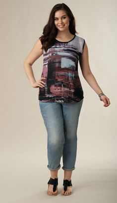 Fundamental style tips for plus-size women