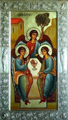 """Abraham's Hospitality — Aka """"The Holy Trinity"""""""