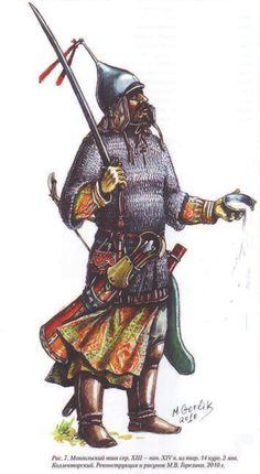 Pecheneg Warrior
