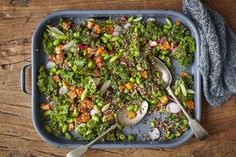 If you're looking for a meat-free recipe for Bonfire Night, this warm roasted squash, quinoa and kale Asian salad – with its bold flavours of ginger, radish and lime – is more than a match for the fireworks. To save time on the night, you can chop the veg and prepare the ingredients for the …