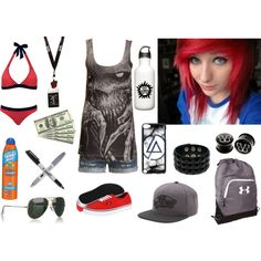 Vans Warped Tour '14, created by bvbzombies98 on Polyvore