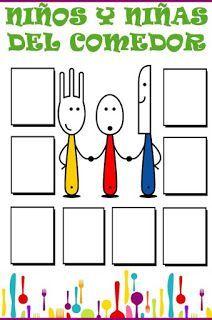 Bocadillos comic para imprimir buscar con google for Proyecto de comedor infantil