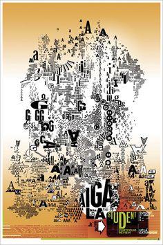 2006 AIGA portfolio review poster