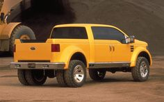 Concept vehicles are often a virtual minefield for automakers. Take a look back at all the awkward to awesome Ford concept trucks and SUVs from the past from the truck and SUV experts at Truck Trend.