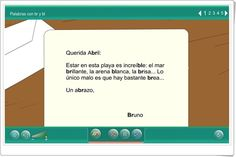 """Palabras con """"br"""" y """"bl"""" (Edu365.cat) Online Gratis, Cards Against Humanity, Chart, Blog, Delaware, Apps, School, Teaching Resources, Speech Language Therapy"""