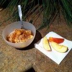 Easy Oatmeal with Fresh Apple & Cinnamon