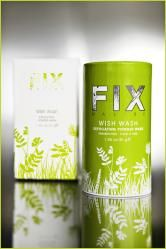 Wish Wash powder cleanser - great for travel