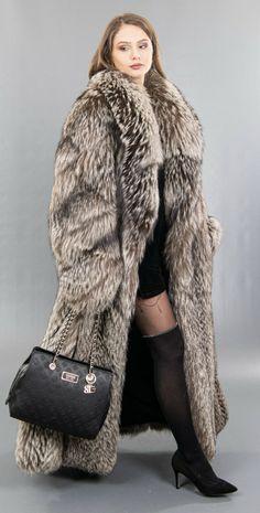 Willsa Womens Jacket Faux Fur Coat Elegant Thick Warm Fashion Outerwear Long Fake Fur Jacket