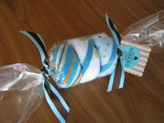 Good idea for a baby shower gift by Portia Coleman