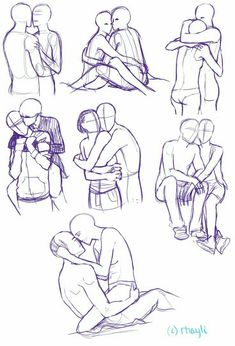 [Finds crap tons of gay drawing refs and casually hopes my friends don't check my boards often enough to see that i'm planning on using these for some not Couple Poses Drawing, Couple Poses Reference, Drawing Body Poses, Body Reference Drawing, Drawing Reference Poses, Sexy Drawings, Drawing Sketches, Body Drawing Tutorial, Drawings Of Friends