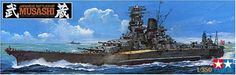 Tamiya 78016 1/350 Japanese Musashi Battleship by Tamiya America, Inc, http://www.amazon.com/dp/B0009RQLAM/ref=cm_sw_r_pi_dp_o231rb121395B