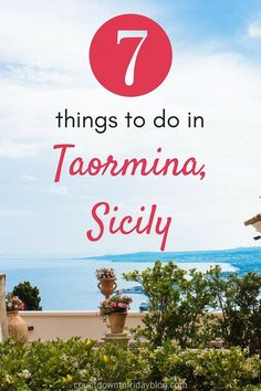 If you're visiting Sicily I feel like it should be a law that you HAVE to visit Taormina. It's really that amazing of a place. Taormina is a charming resort town on the eastern coast of Sicily that boasts unforgettable views of both the sea and Mount Etna, as well as historic sights and, of...Continue Reading