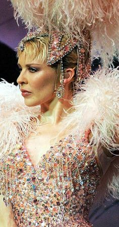 John Galliano - Costume de Scène - Kylie Minogue 'Showgirl' - The Homecoming Tour - 2006
